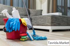 Предлагаю услугу по уборке квартир