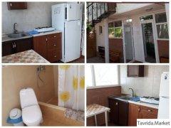 Западный Крым отдых снять жилье Черноморское Тарханкут