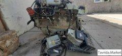 Двигатель с опель омега А. 2.6