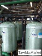Фильтр для воды, очистка воды, водоподготовка, осмос