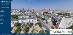Аэросъемка, нанесение инфографики, виртуальные 3D