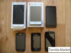Телефоны Samsung и другие