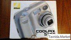 Фотоаппарат Pentax Coolpix 5100