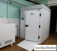 Холодильная камера шоковой заморозки bitzer бу