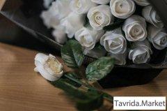 Съедобные розы