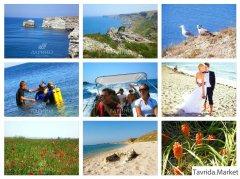 Тарханкут жилье возле моря снять в Крыму в Марьино