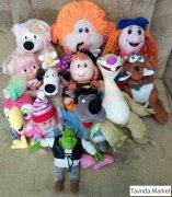 Тринадцать прикольных мягких игрушек
