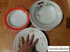Посуда, тарелки