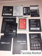 Батарейки к смартфонам.