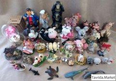 Коллекция прикольных статуэток