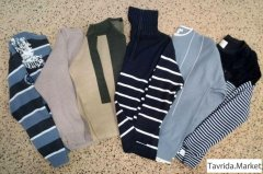 Шесть джемперов, пуловеров 48-52р