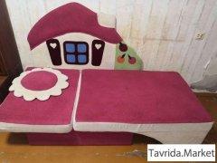 Детский диван - кровать, диван 10.000