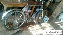 Велосипед со скоростями