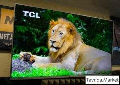 """Телевизор TCL 43""""4K(еще на гарантии). Бахчисарай"""
