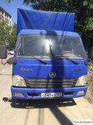 Бортовой фургон(тент) BAW Fenix 3346