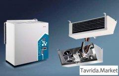 Холодильные моноблоки и сплит системы