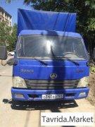 бортовой фургон  BAW Fenix