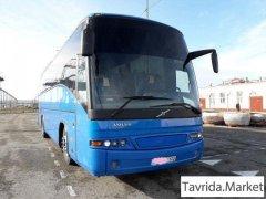 Туристический автобус volvo