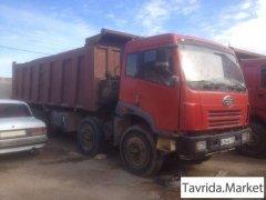 грузовой-самосвал FAW