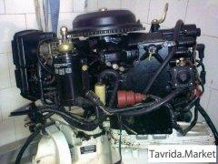 Лодочный мотор johnson 50 по зап/частям