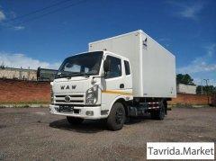 Фургон 4.2м промтоварн WAW FD1040 4х2, Евро4, 2017