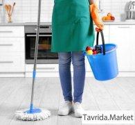 Уборка больших домов, коттеджей, квартир