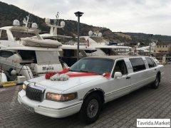 Прокат лимузинов в Крыму
