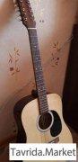Двенадцатиструнная гитара Pearl River(Обмен)
