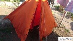 Двухместная палатка.