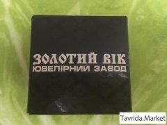 Серебряный комплект 925 пробы. СССР
