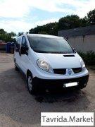 Renault Trafic в аренду с выкупом