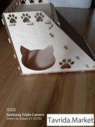 Домик новый для кошек и мелких пород собак