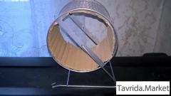 Беговое колесо для грызуна