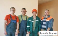 Строй-Бригада отделочников на стяжку и штукатурку