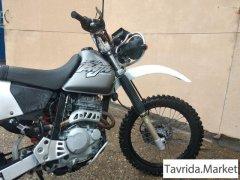 Honda xr 250 baja