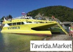 Катамаран морской для перевозок