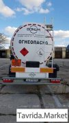Полуприцеп-цистерна 914210 Bonum