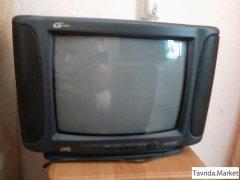 """Цветной телевизор JVC 14"""" ЭЛТ"""