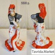 Фарфоровые статуэтки и фигурки