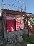 Эллинг лодочный гараж прямо на Азовском море