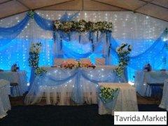 Свадебная палатка, шатер