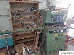 Оборудования для производства изделий из ПВХ