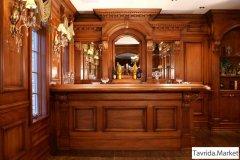 Производим бары для частных домов, баров, ресторанов, гостиниц, бильярдных, саун