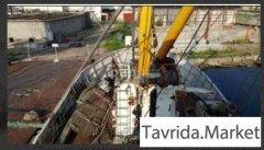 Рыболовное судно чс-1067