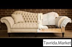 Качественный и профессиональный ремонт мягкой мебели.
