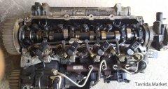 Головка в сборе двигатель К9К (292) 1.5DCI  Nissan  Qashqai– J10.