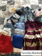 Пакет вещей на девочку 25 шт от 86 р по 104 р. Массандра
