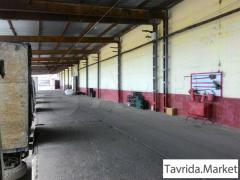 склад, 290 м²