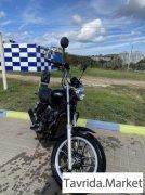 Мотоцикл Чепер Honda 500