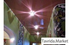Продаём и устанавливаем натяжные потолки